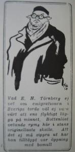 Törnberg teckning