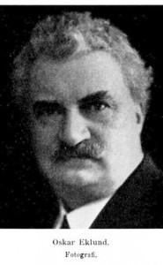 Oskar Eklund