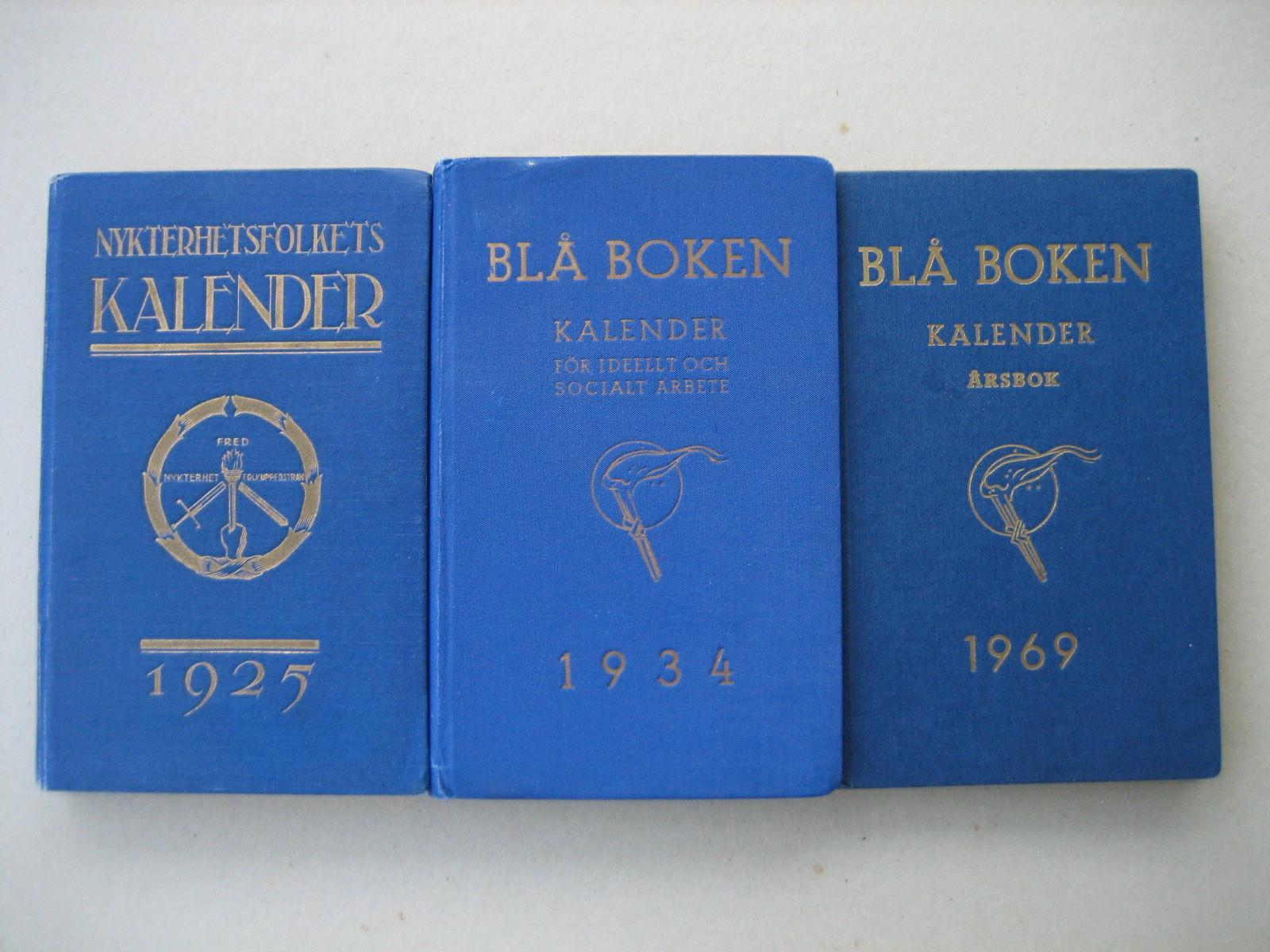 Blå Boken