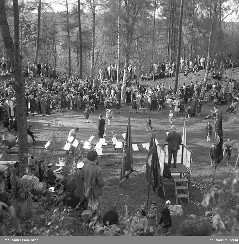 Nykterhetsfolkets dag 1948, Uddevalla